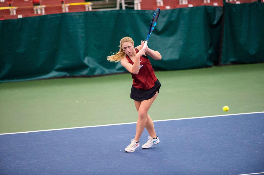 Razorback Women's Tennis Wins Ninth Straight