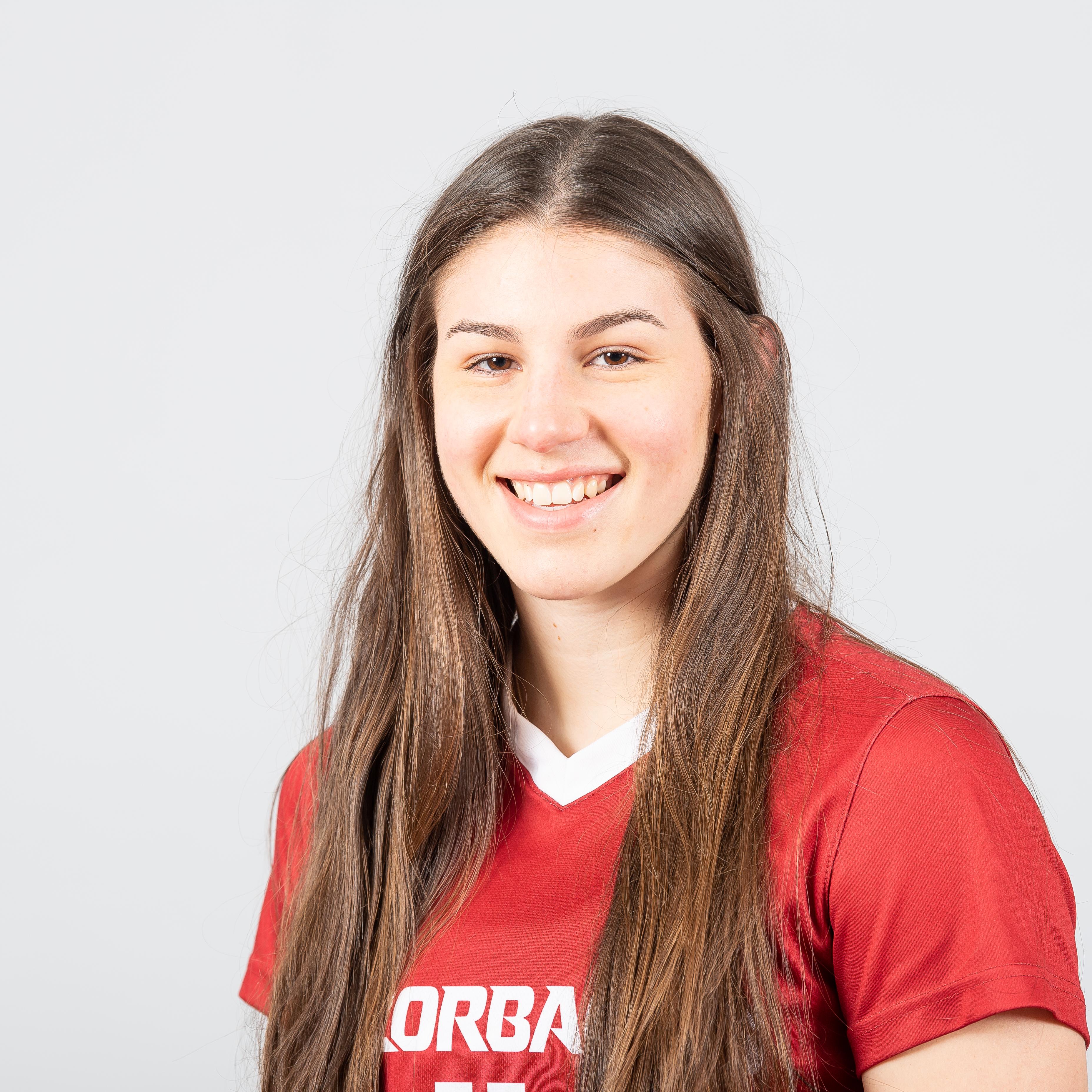 Jessica De Filippo - Soccer - Arkansas Razorbacks