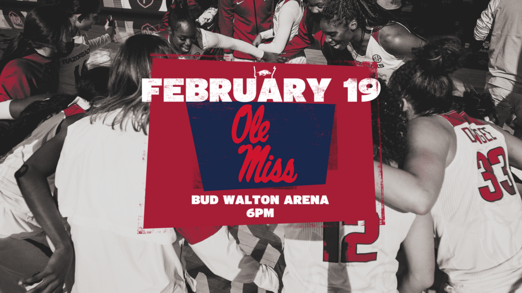 Ole Miss Game To Be Played Friday, Feb. 19