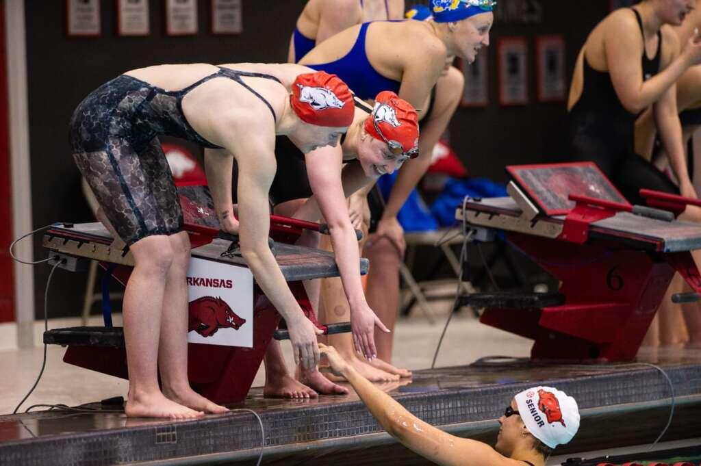 Razorbacks set sights on SEC Championships