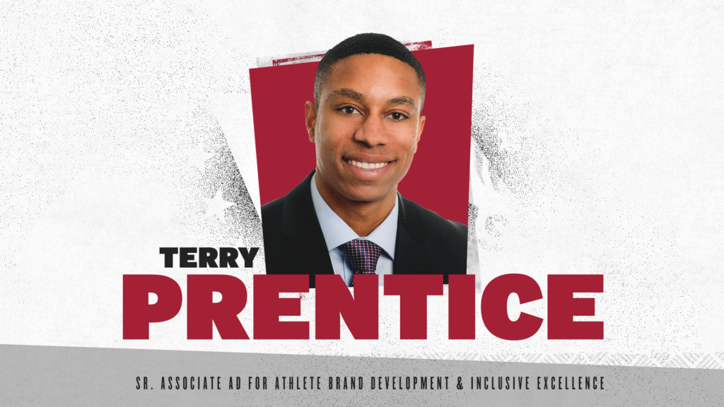Former Razorback Prentice named Senior Associate AD