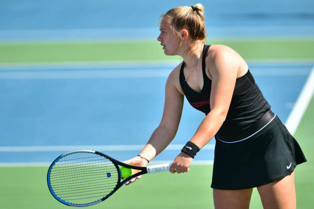 Women's Tennis Drops First Match of the Spring