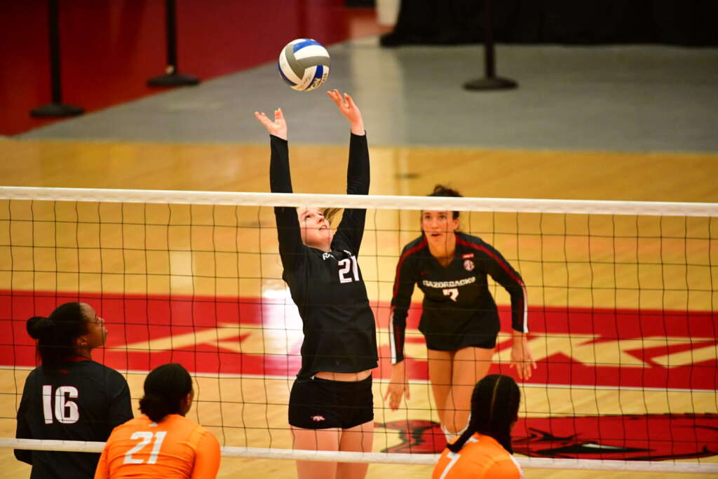 Arkansas Bounces Back with 3-1 Win Over Tennessee