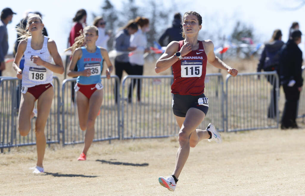 Razorbacks place 10th in NCAA Cross Country Championships