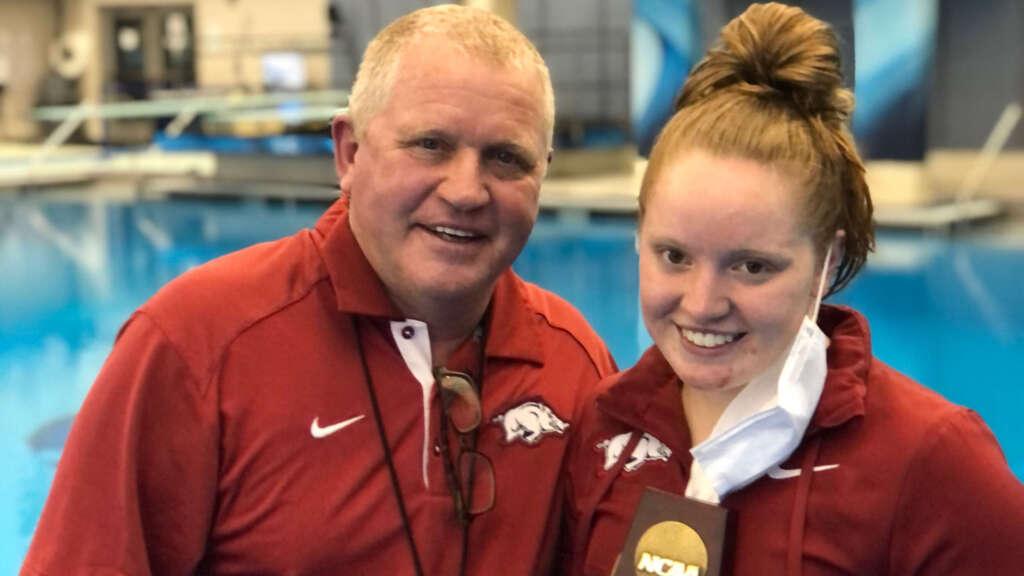 Schultz Grabs Bronze in One-Meter Dive