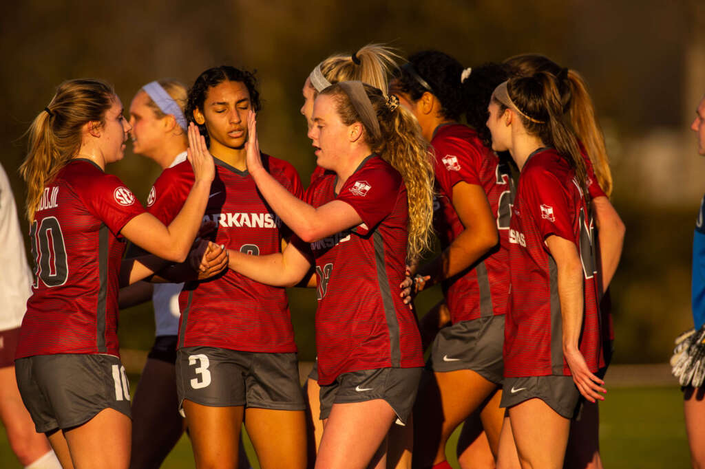 No. 18 Soccer to face Red Wolves for first matchup in series history