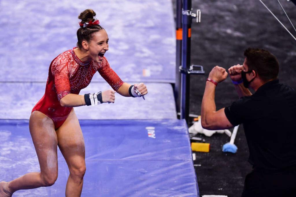 Hambrick and O'Hara Shine at NCAA Championships, Earn All-America Status