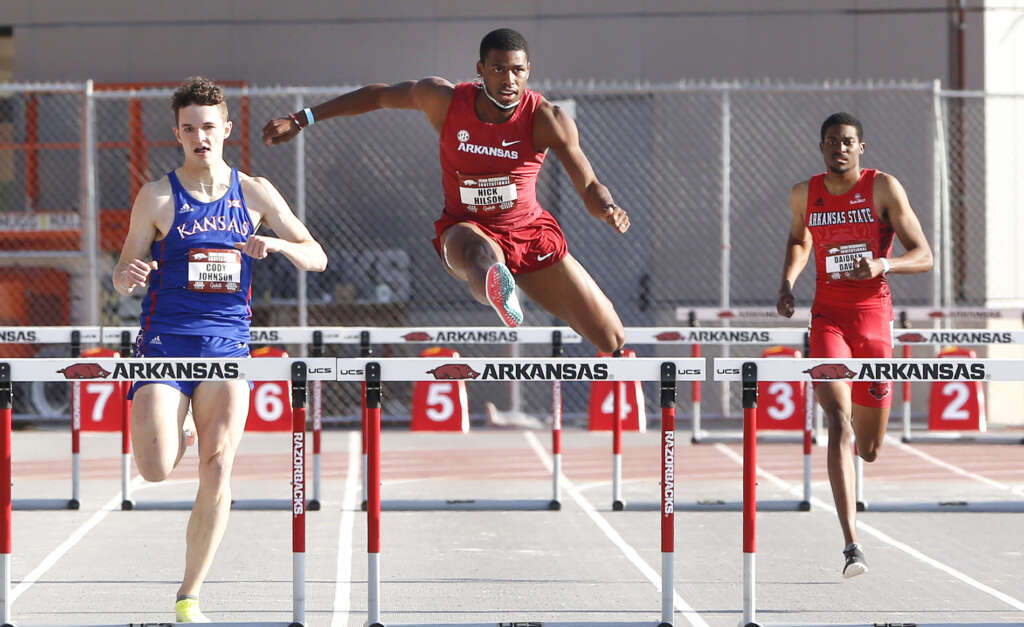 Fans greeted to impressive marks at John McDonnell Invitational