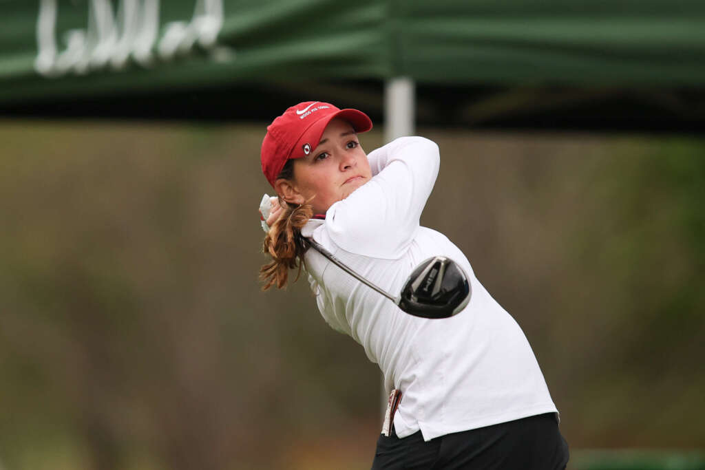 Hogs Hold on, Advance To Match Play
