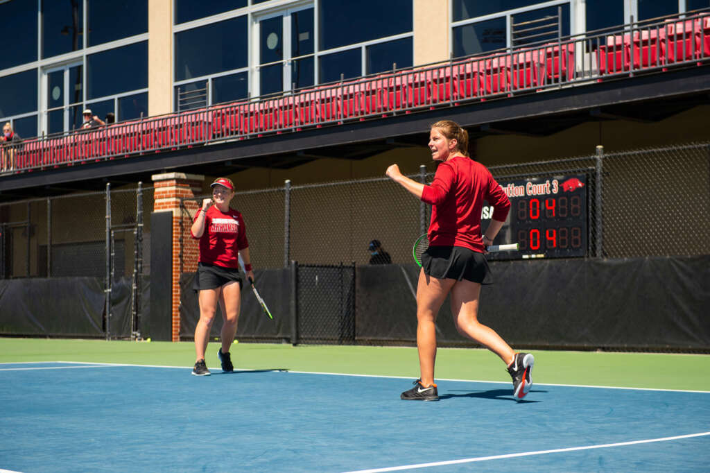 No. 33 Arkansas Set for NCAA Showdown with ODU