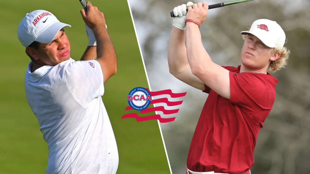 Perico and Reeder Named GCAA PING All-Region
