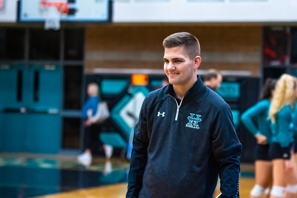 Razorback Volleyball Adds Jordan Neal to Coaching Staff