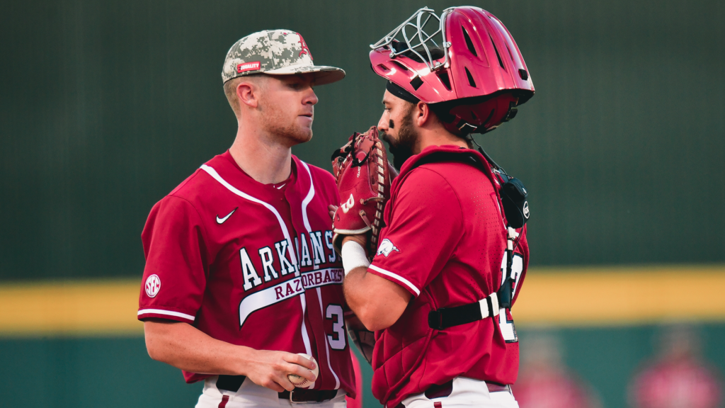 Hogs Cough Up Lead in Saturday Night Setback