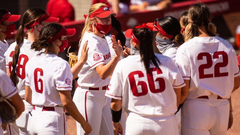 No. 6 Razorbacks Ready for SEC Tournament Play