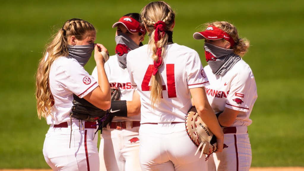 Arkansas Softball to Play Thursday at SEC Tournament in Tuscaloosa