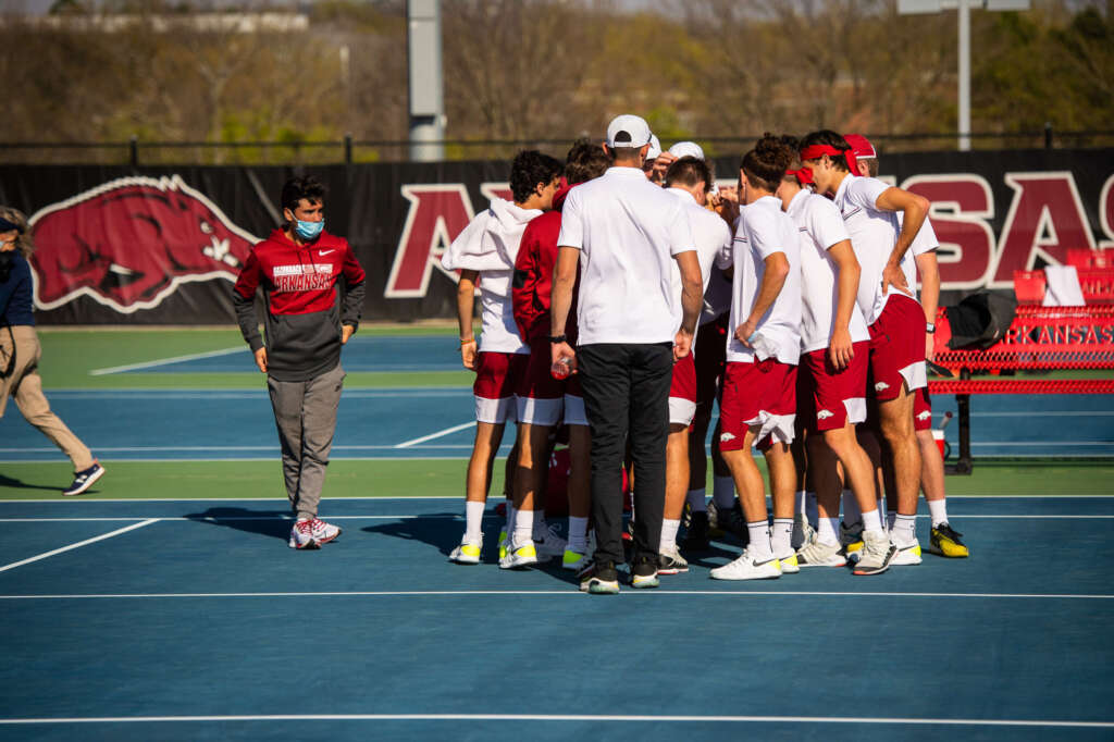 Men's Tennis travels to (7) TCU for First Round of NCAA Tournament