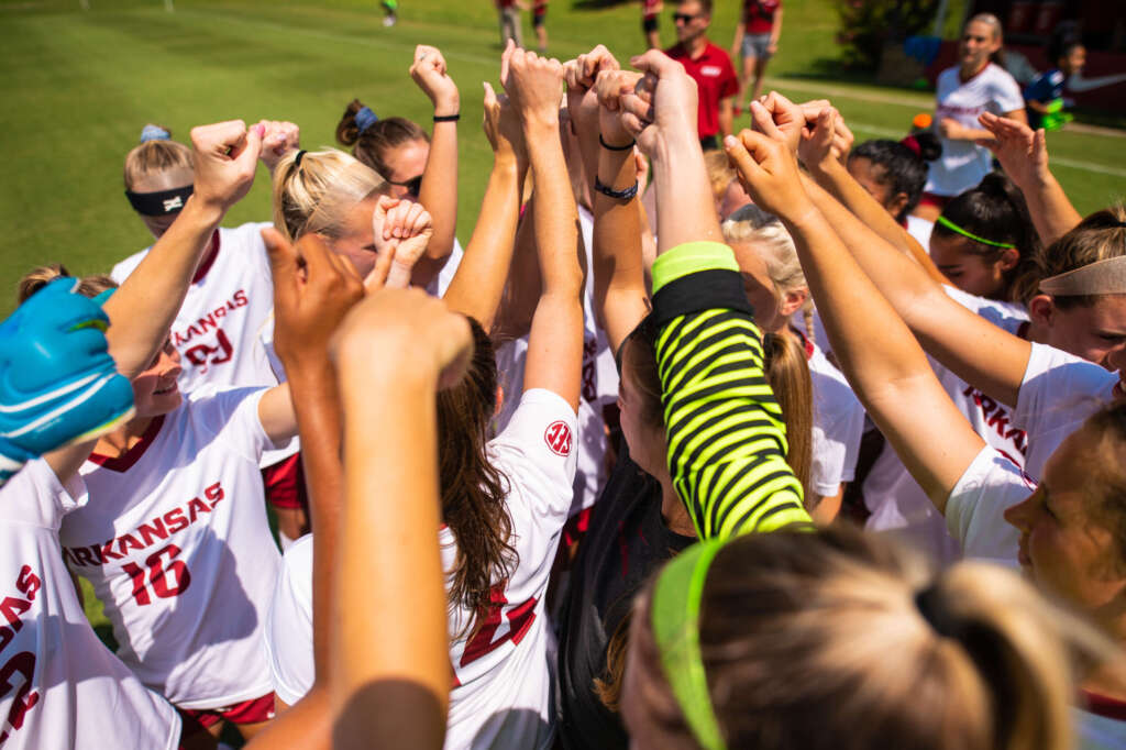 Arkansas Soccer signs four to the Fall roster