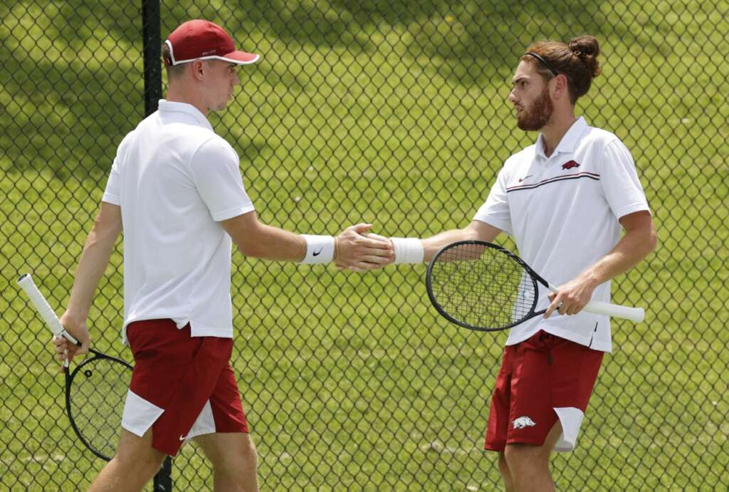 Men's Tennis falls to (7) TCU in NCAA Tournament First Round