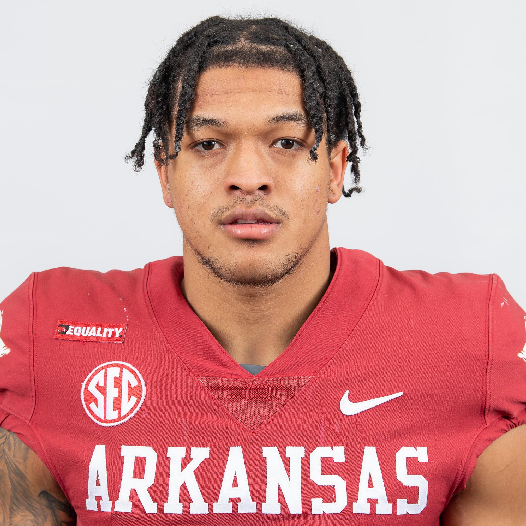 Greg Brooks Jr. - Football - Arkansas Razorbacks