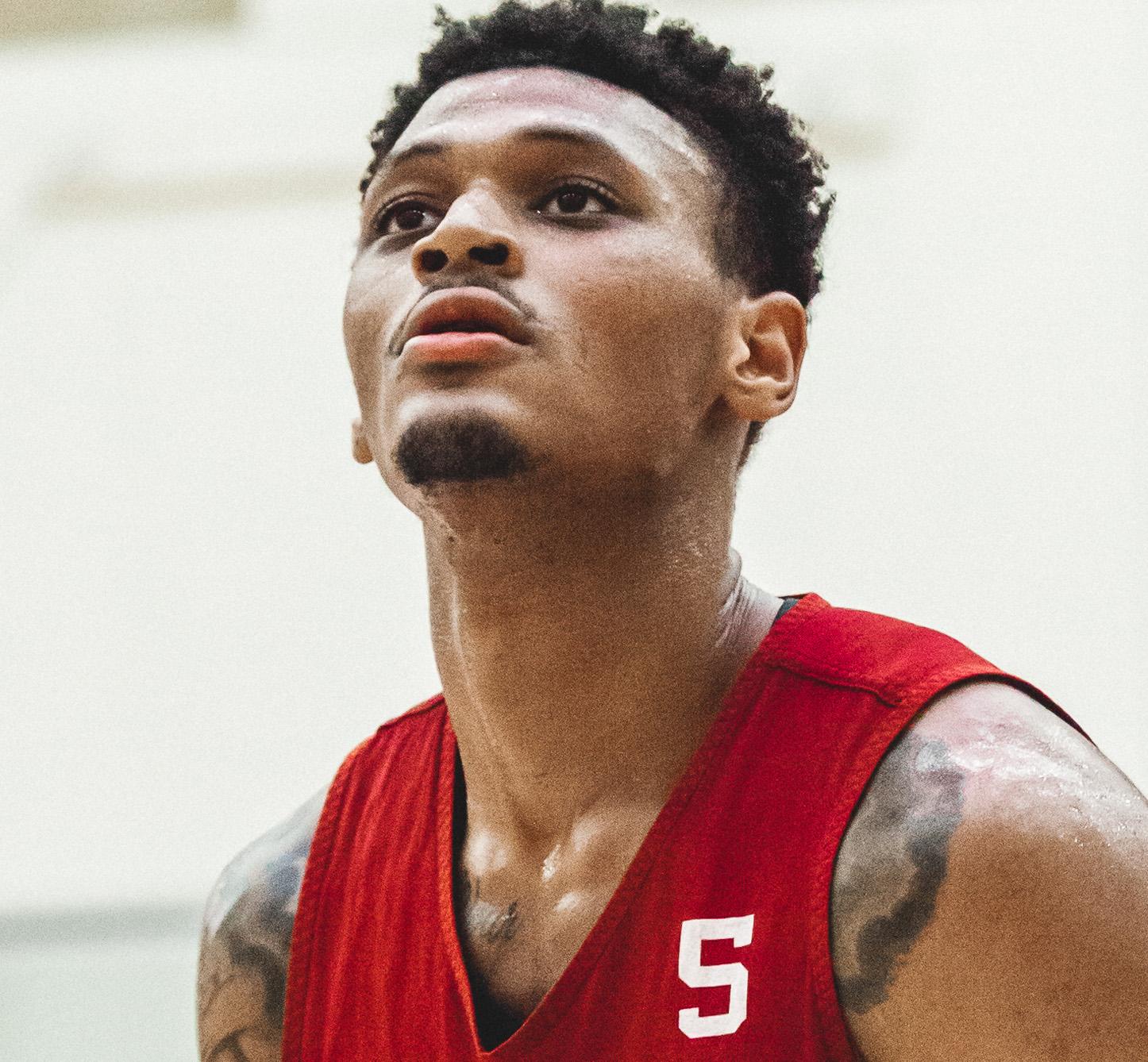 Au'Diese Toney - Men's Basketball - Arkansas Razorbacks