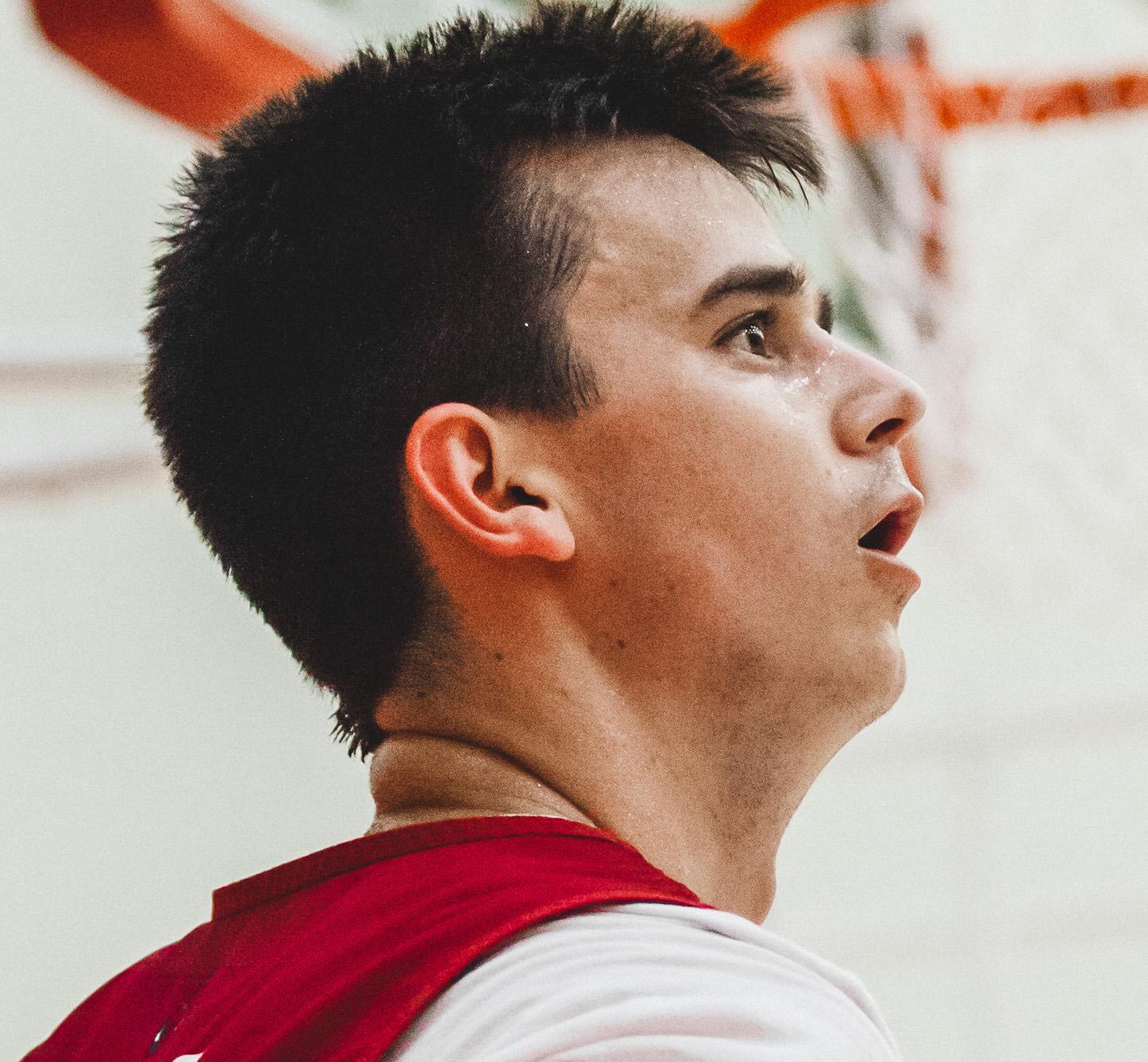 Cade Arbogast - Men's Basketball - Arkansas Razorbacks