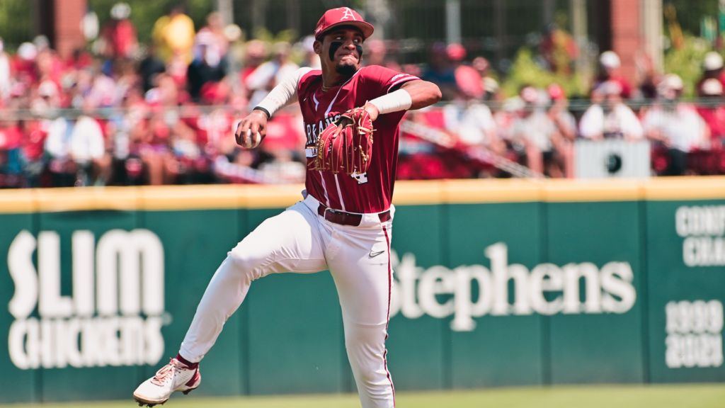 Hogs Burned by Long Ball; Do-or-Die Game against Wolfpack Tomorrow