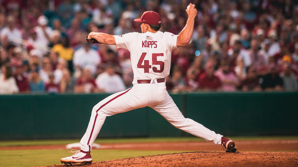 Kopps Named National Pitcher of the Year