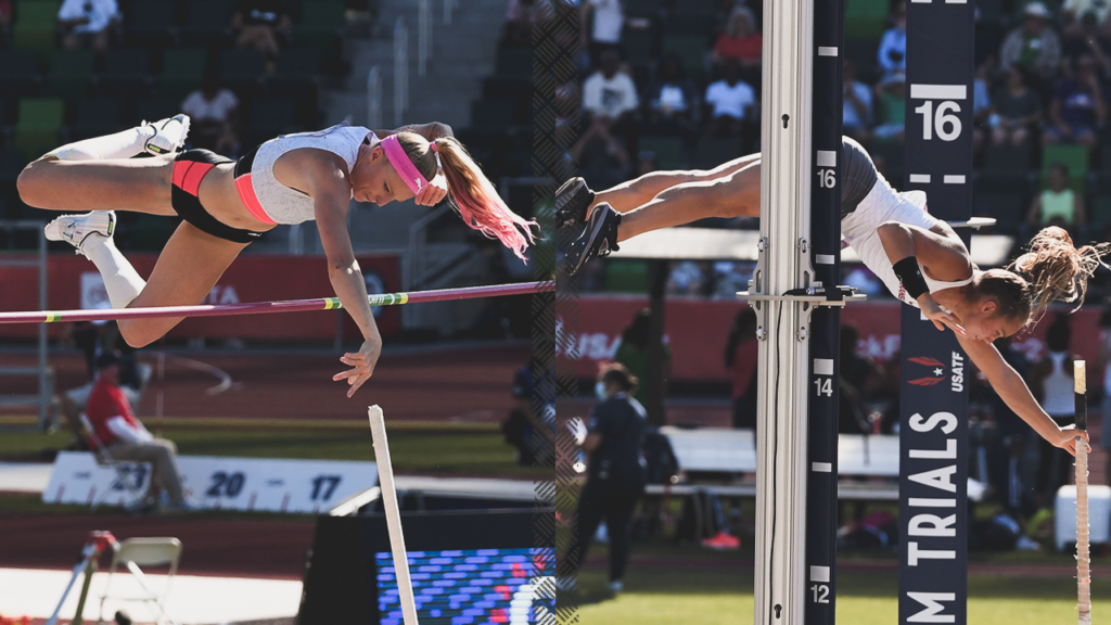 Morris, Campbell advance to Olympic Trials pole vault final