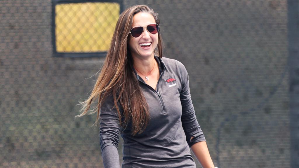 Sanchez-Quintanar Named Women's Tennis Head Coach