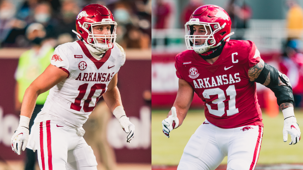 Morgan and Pool Tabbed to Butkus Award Watch List