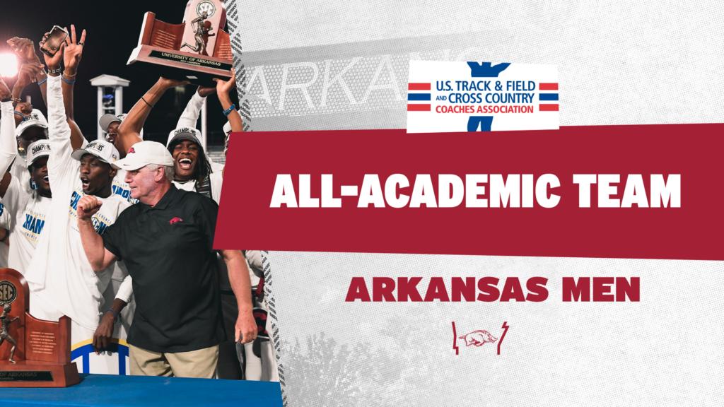 All-Academic accolades for Arkansas team, 12 individuals