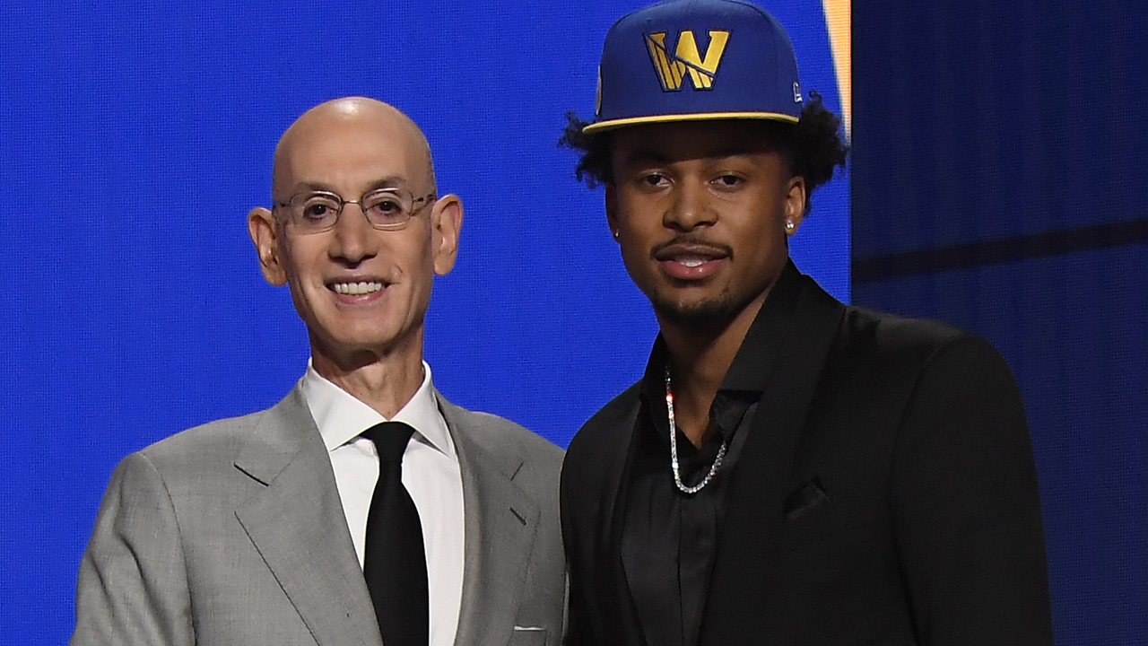 Moody Hits the Lottery; Goes to Golden State