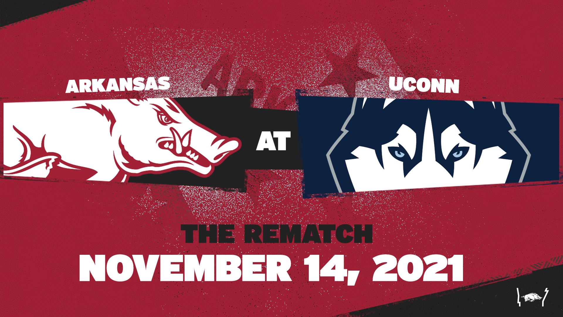 UConn Rematch Set for November 14