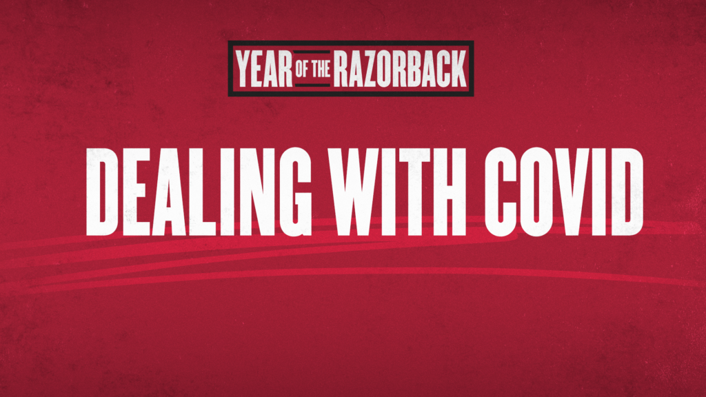 Year of the Razorback: Dealing with COVID