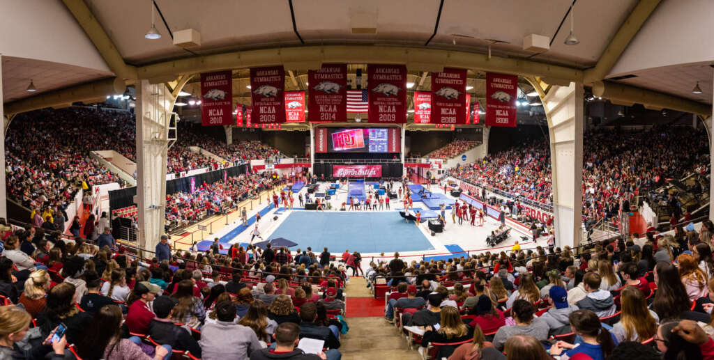 New Season Ticket Deposits Available for Women's Gymnastics