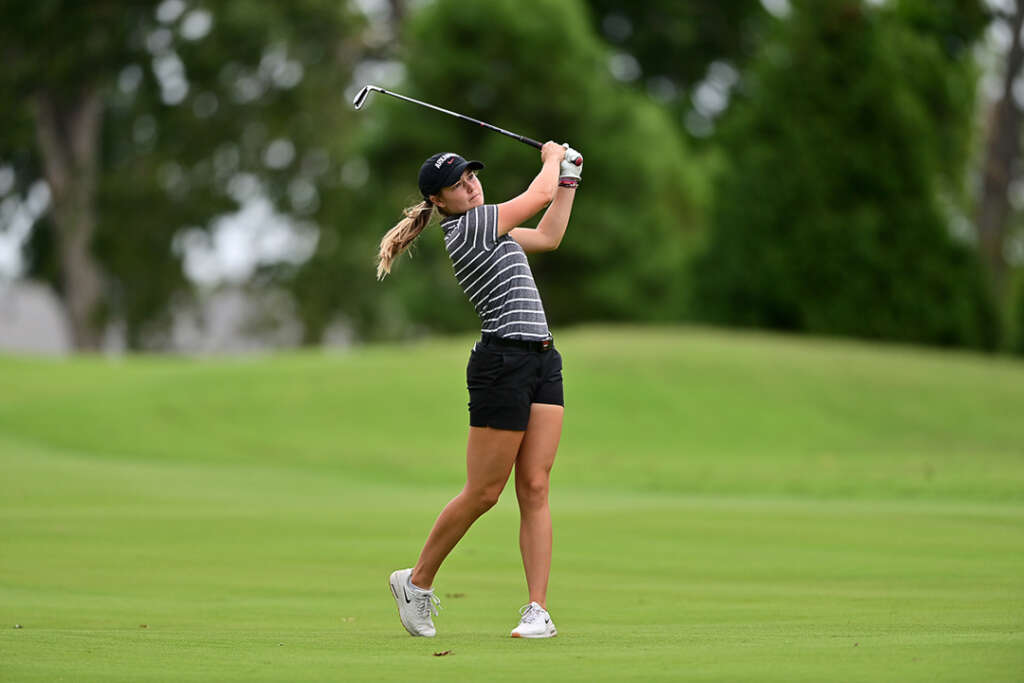 Matthews Selected to Curtis Cup