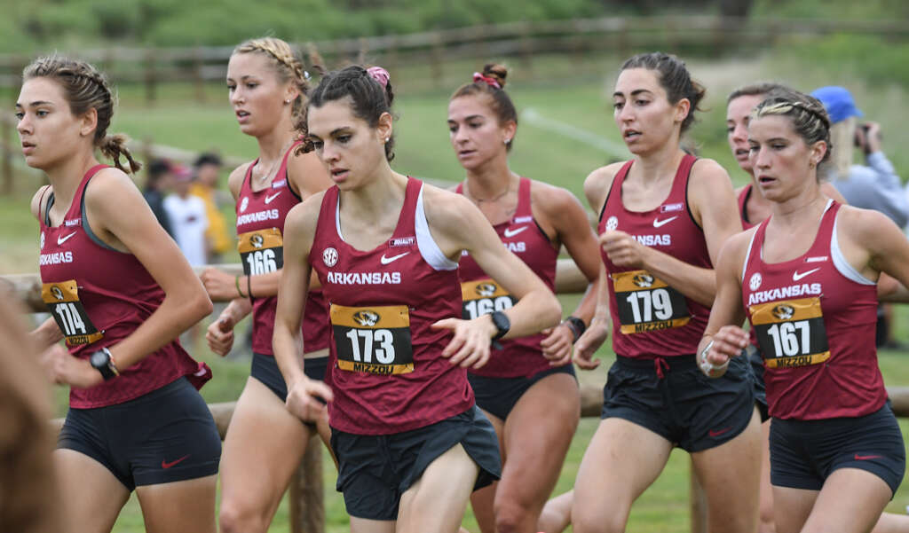 Razorbacks eager to race at home in Chile Pepper Festival