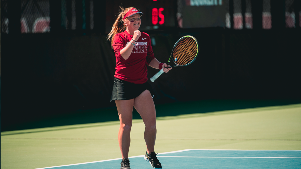 Women's Tennis Continue Fall Competition at HEB Invitational