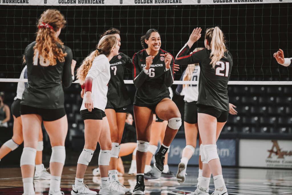 Razorbacks Take Raleigh for ACC/SEC Challenge