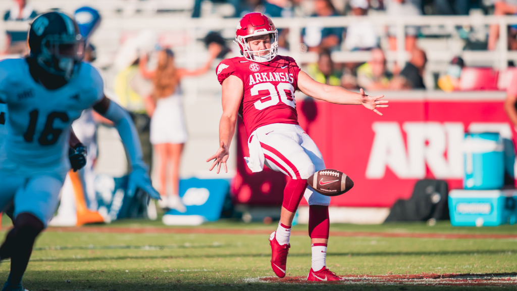 Bauer Added to Ray Guy Award Watch List