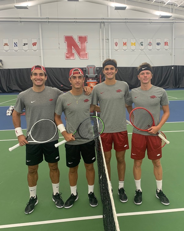 Razorbacks Win Doubles, Claim Two Runner-Up Finishes in Final Day of ITA Regionals