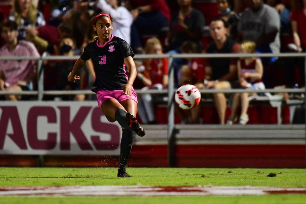 No. 7 Soccer Looks to Continue Winning Streak at Vanderbilt