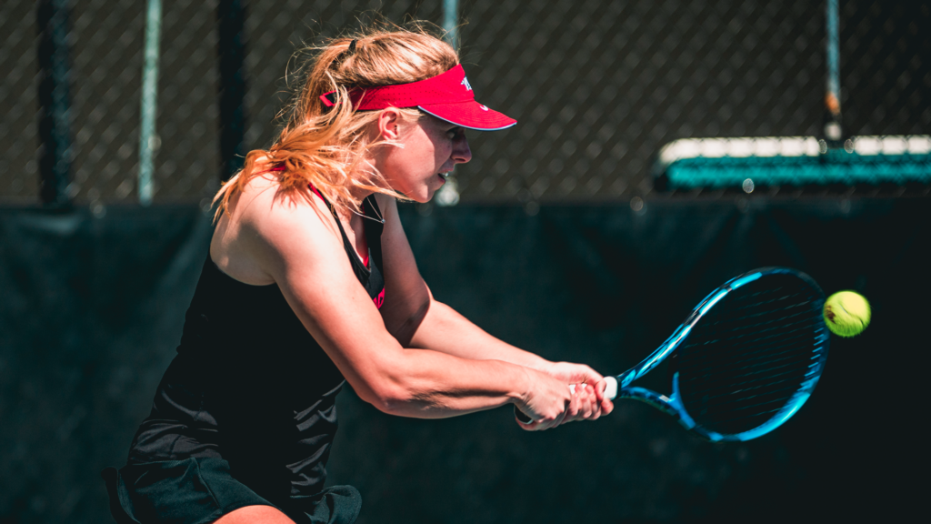 Spink Heads to Charleston for ITA All-American Championships