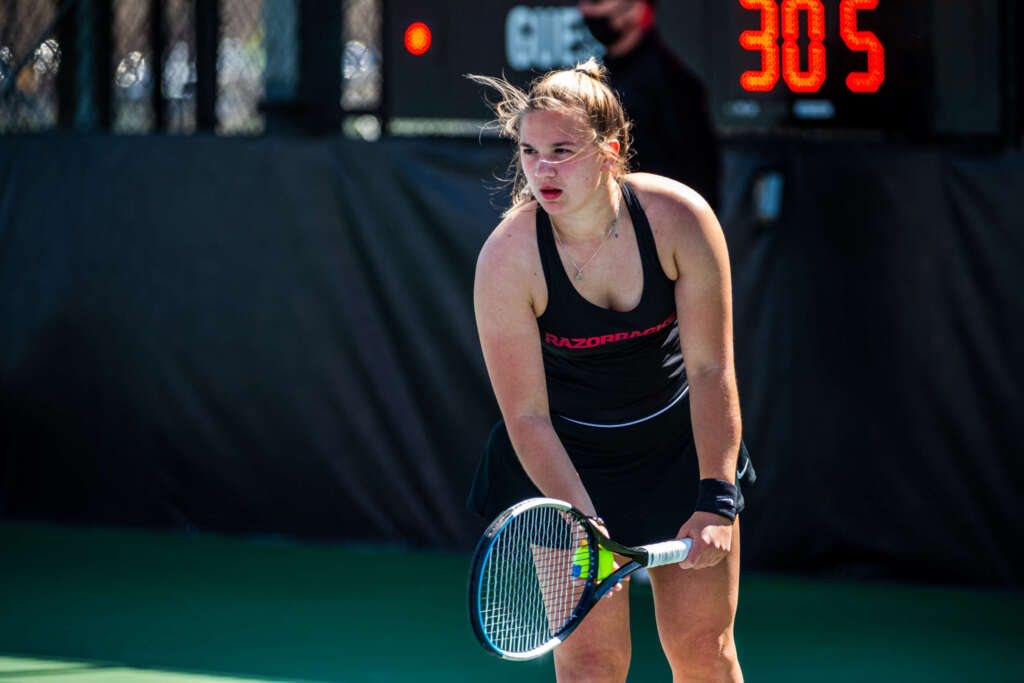 Women's Tennis Complete First Day of Competition at HEB Invitational